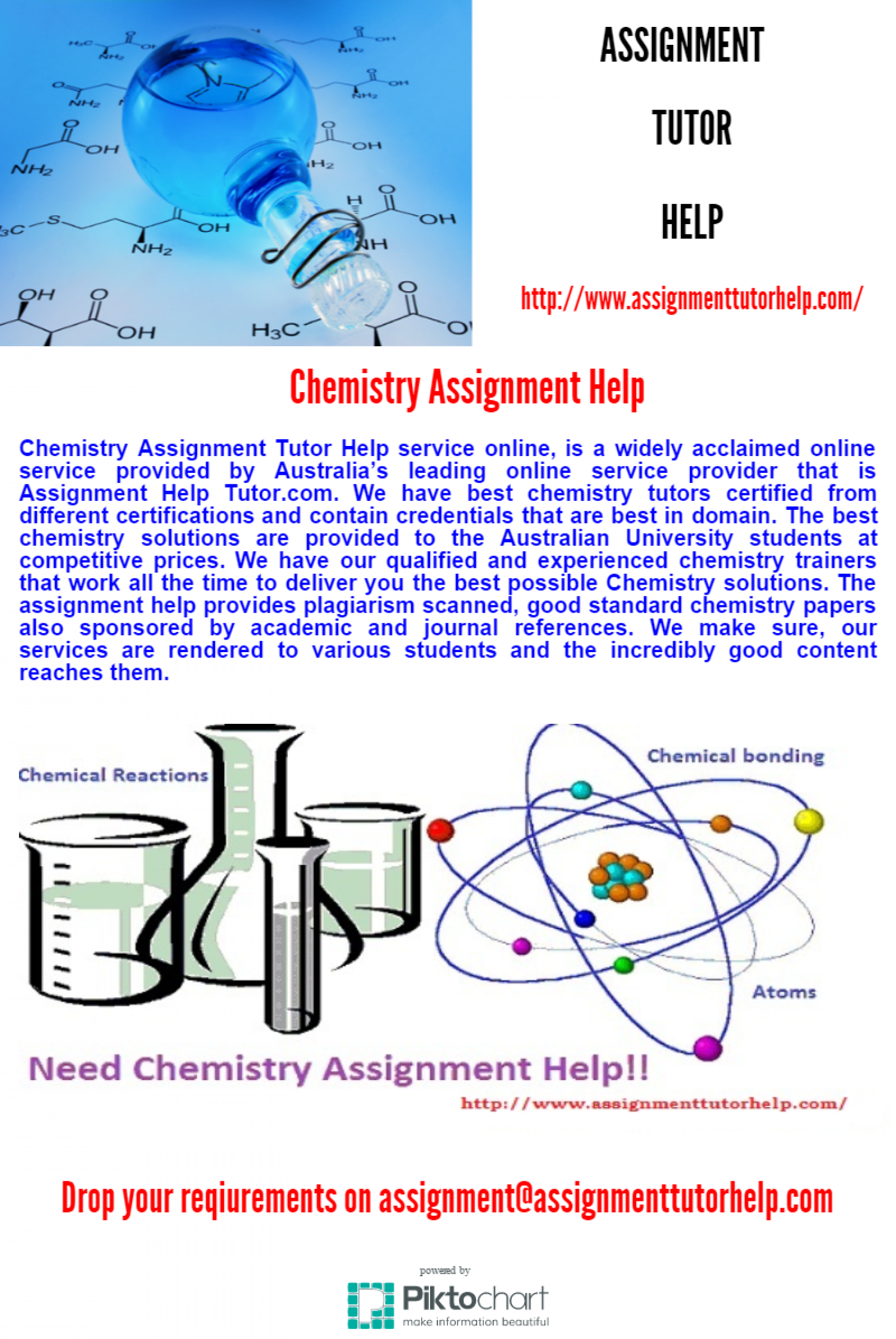 Chemistry Assignment! HELP!?