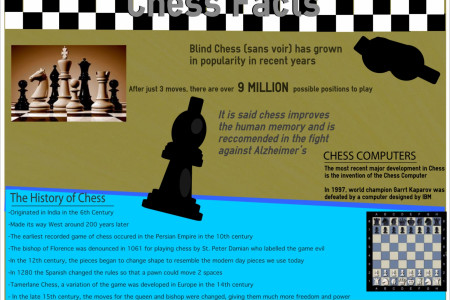 Chess Facts Infographic