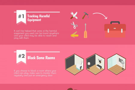 Childproof Moving Tips Infographic