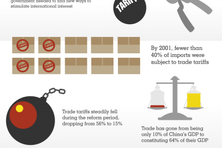 China's Decline Infographic