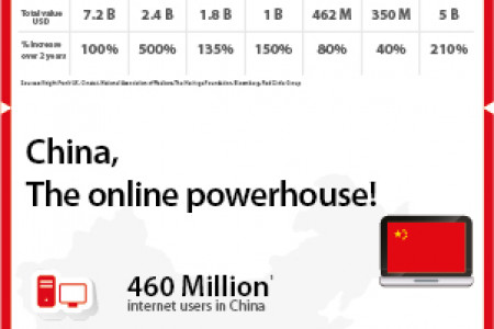 Chinese Property Revolution Infographic