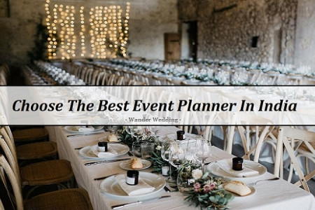 Choose The Best Event Planner In India | Plan with Simplicity Infographic