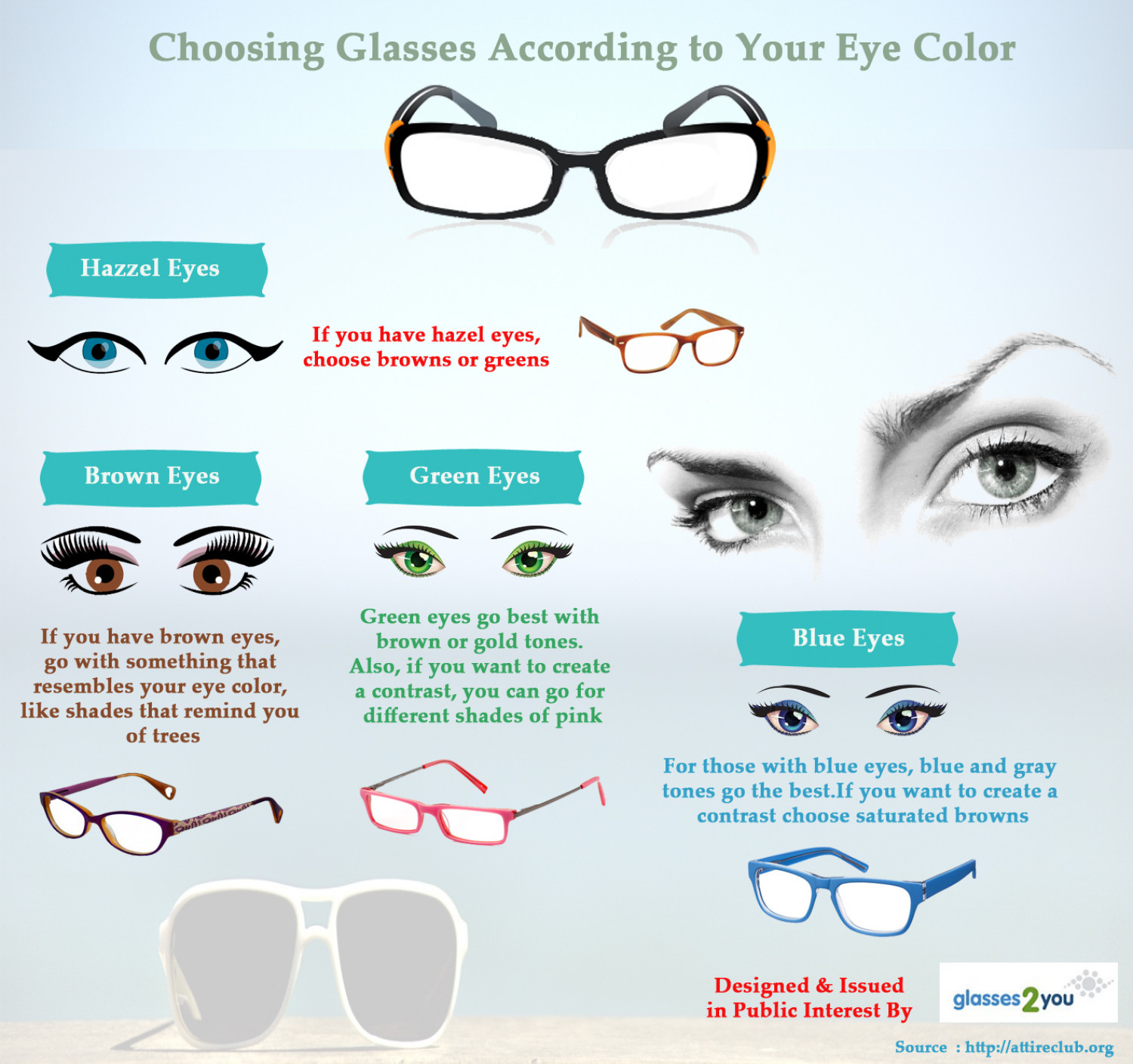 4 Helpful Factors for Choosing the Right Eyeglass Frames