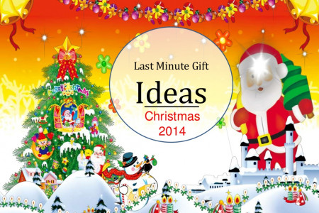 Christmas 2014 : Ultimate Gift Ideas  Infographic