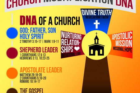 Church Multiplication DNA Infographic
