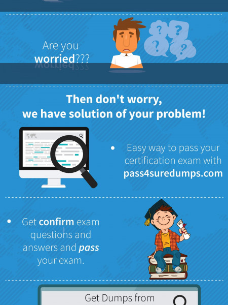 Cisco Exam Questions and answers In PDF Format Infographic