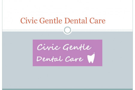 Civic Gentle Dental Care Infographic