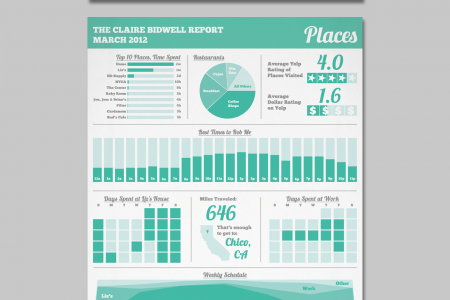 Claire Bidwell Report Infographic