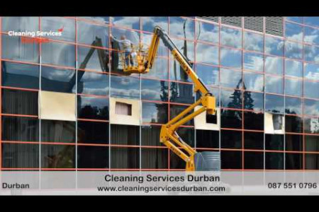 Cleaning specialists in Durban Infographic