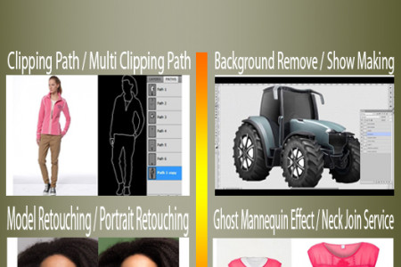 Clipping Path Associate Infographic