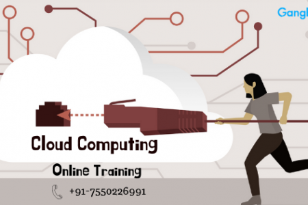 Cloud COmputing Online Trianing  Infographic