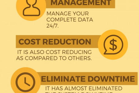 Cloud POS Software Infographic