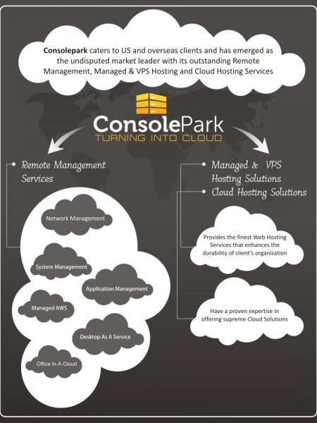 cloud-server-providers Infographic