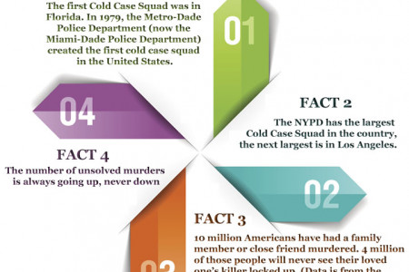 Cold Case Quick Facts Infographic