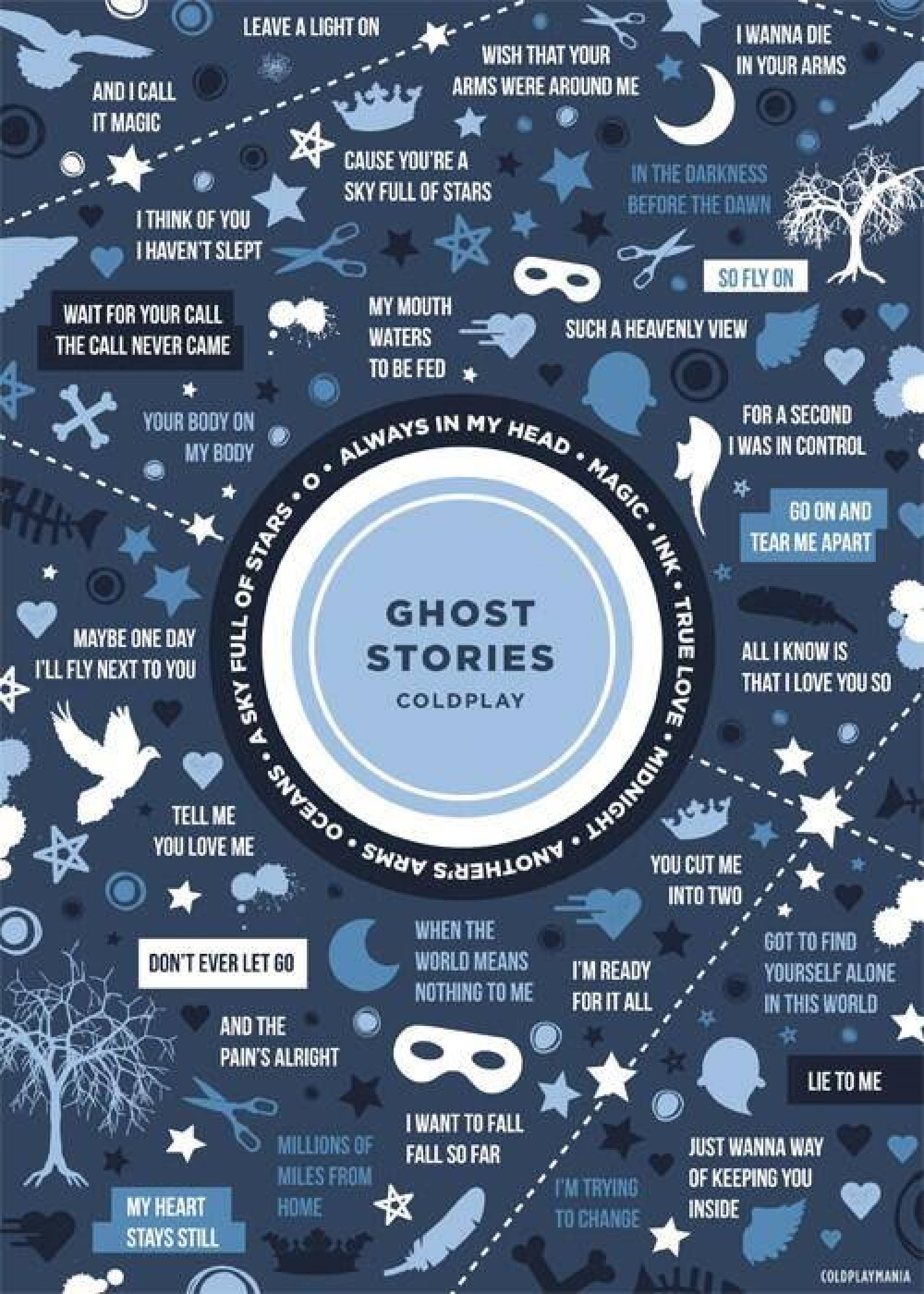 Coldplay's Ghost Stori...