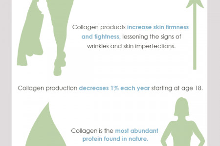 Collagen Facts Infographic