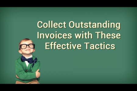 Collect Outstanding Invoices with These Effective Tactics Infographic