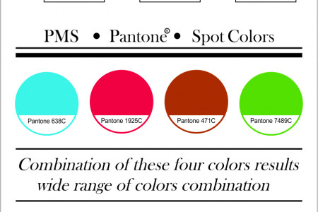 Color Guidelines While Requesting Quote Infographic