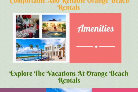 Comfortable And Reliable Orange Beach Rentals Infographic
