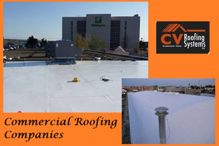 Commercial Roofing Companies Chambersburg PA Infographic