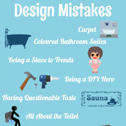 Common Bathroom Design Mistakes