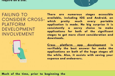 Common Mobile App Budgeting Mistakes That You Can Avoid Infographic
