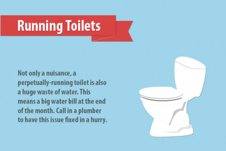 Common Plumbing Problems that a Plumber Fixes Quickly Infographic