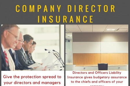 Company Director Insurance Infographic