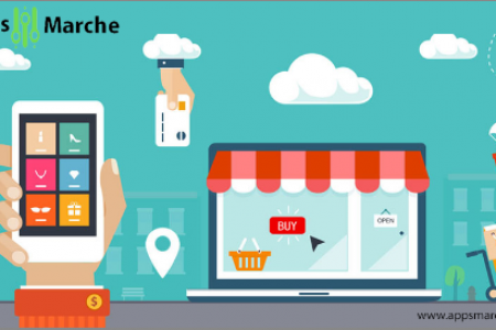 Complete Business Solution by Appsmarche Infographic