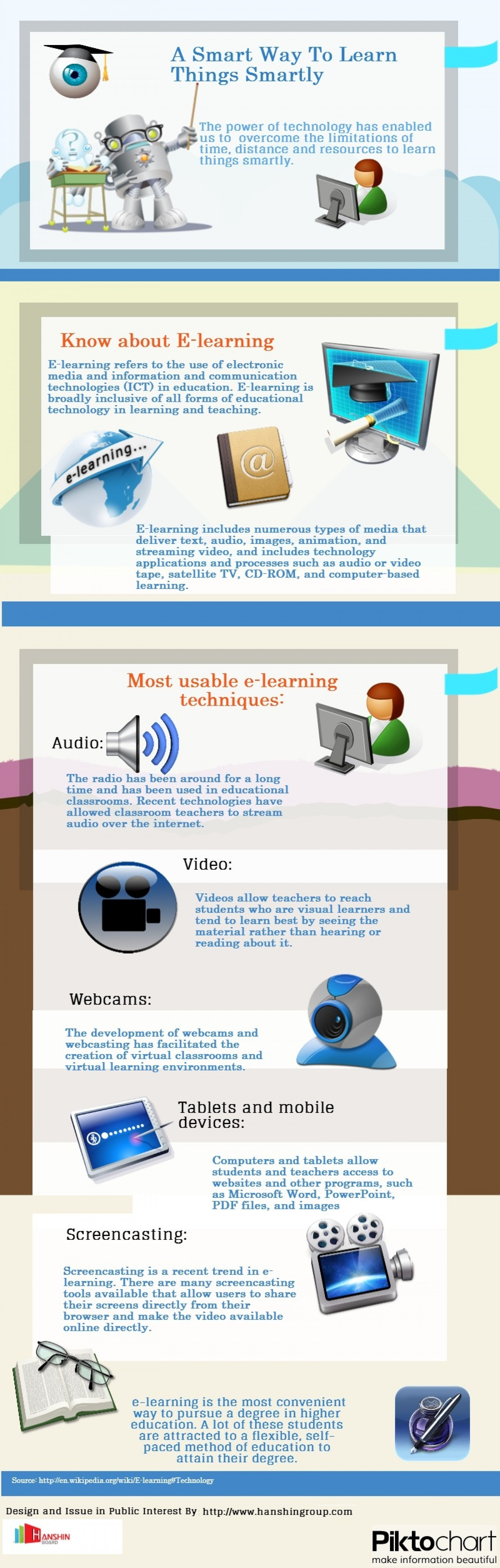 Components-of-a-modern-classroom Infographic