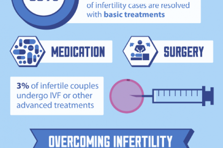 Conceiving Solutions for Fertility Problems Infographic