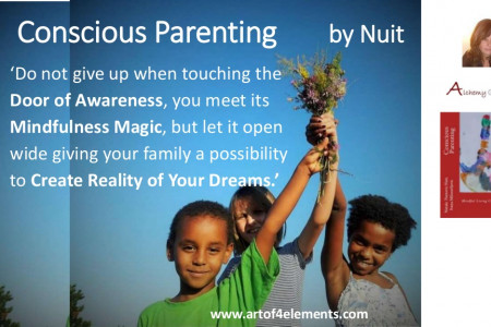 Conscious Parenting Exercises Videos Quotes Infographic