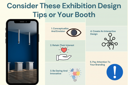 Consider These Exhibition Design Tips Or Your Booth Infographic