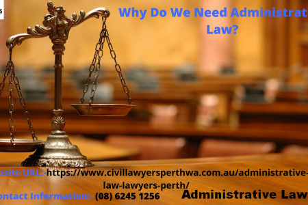 Consult With Experience Administrative Law Lawyers Infographic