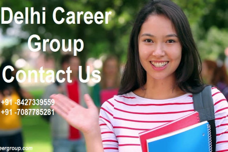Contact Us- Delhi Career Group Infographic
