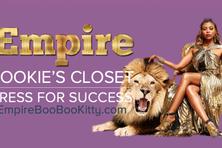 Cookie Lyon Empire Dress Codes 101 Infographic
