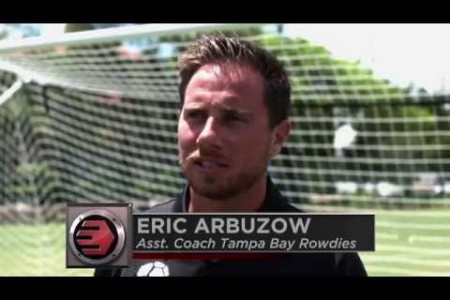 Core Elementz is proud to introduce Eric Arbuzow, USSF  Infographic