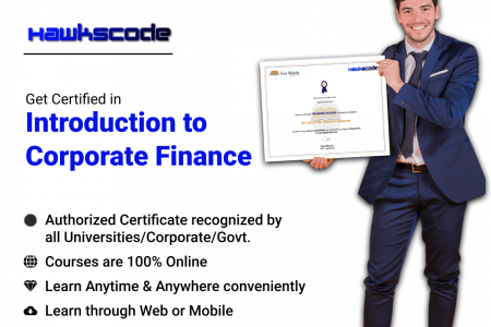 Corporate Finance Infographic