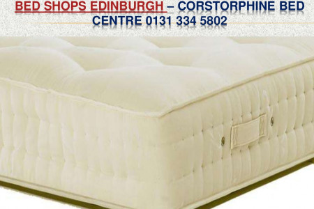 Corstorphine Bed Centre Infographic