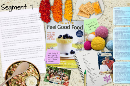 Feel Good Food Infographic