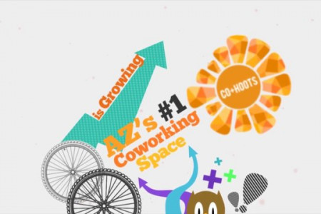 Coworking Growth Video Infographic