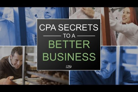 CPA SECRETS TO A BETTER BUSINESS: PREVENTING EMPLOYEE THEFT Infographic