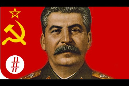 Crazy Crazy Facts About Stalin Infographic