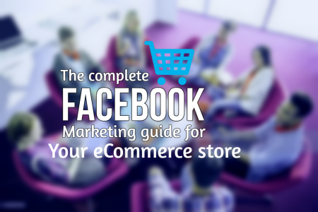 CREATE YOUR FACEBOOK STORE Infographic
