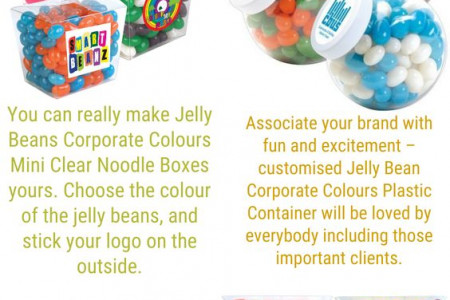 Creative Corporate gift Ideas Infographic