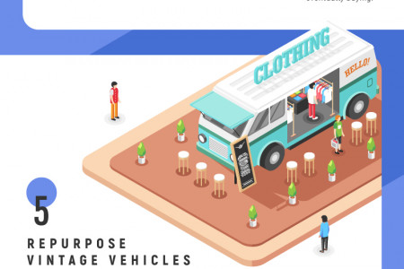Creative Trade Show Booth Ideas  Infographic