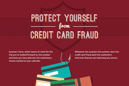 Credit Card Fraud: Grilling Infographic