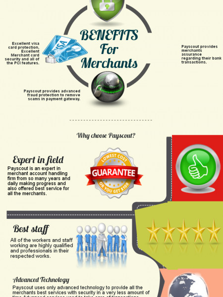 Credit Card Payment Gateway Infographic