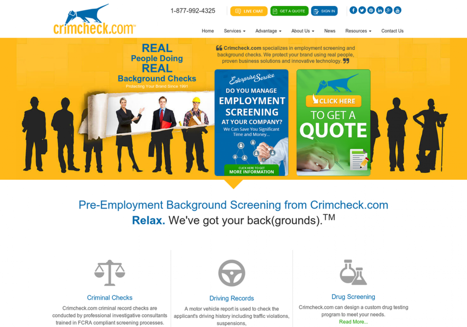 Certified Background Checks Infographic