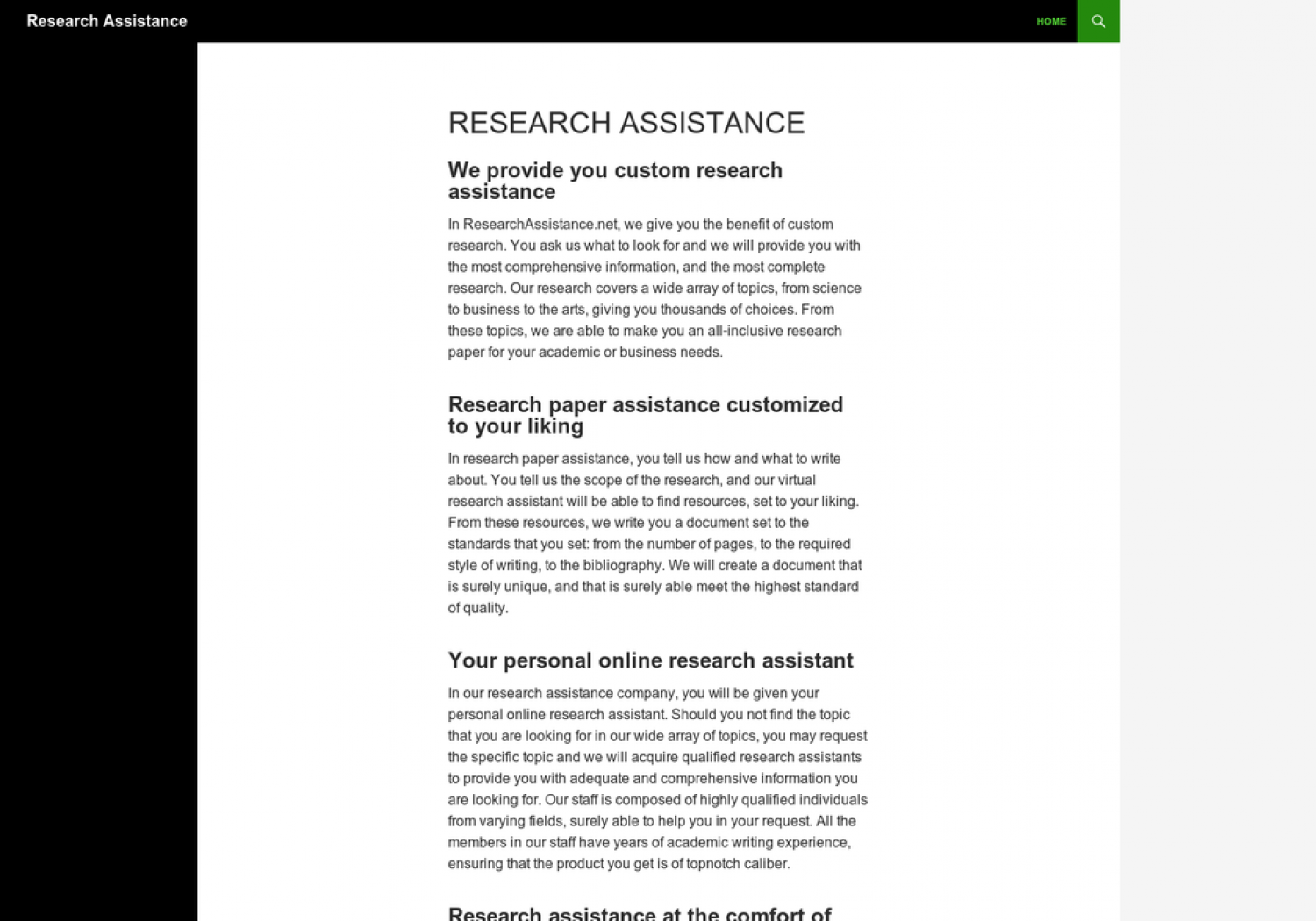 custom research assistance ly custom research assistance infographic